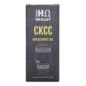 Hohm Tech Skillet Replacement Coil Heads
