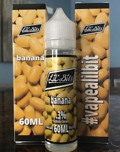Banana by Lil Bits E-liquid