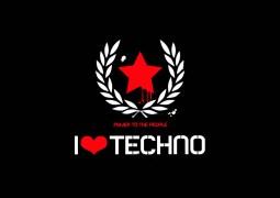 I Love Techno @ Flanders Expo (Gand) le 18 Octobre 2003