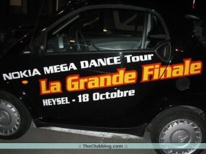 Nokia Dance Tour 2003