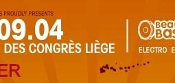 Second Edition de Beat'n'Bass au Palais des Congrès de Liège le samedi 11 septembre 2004