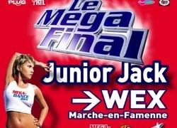 Le final Mega Dance 2004 au Wex le samedi 9 octobre 2004