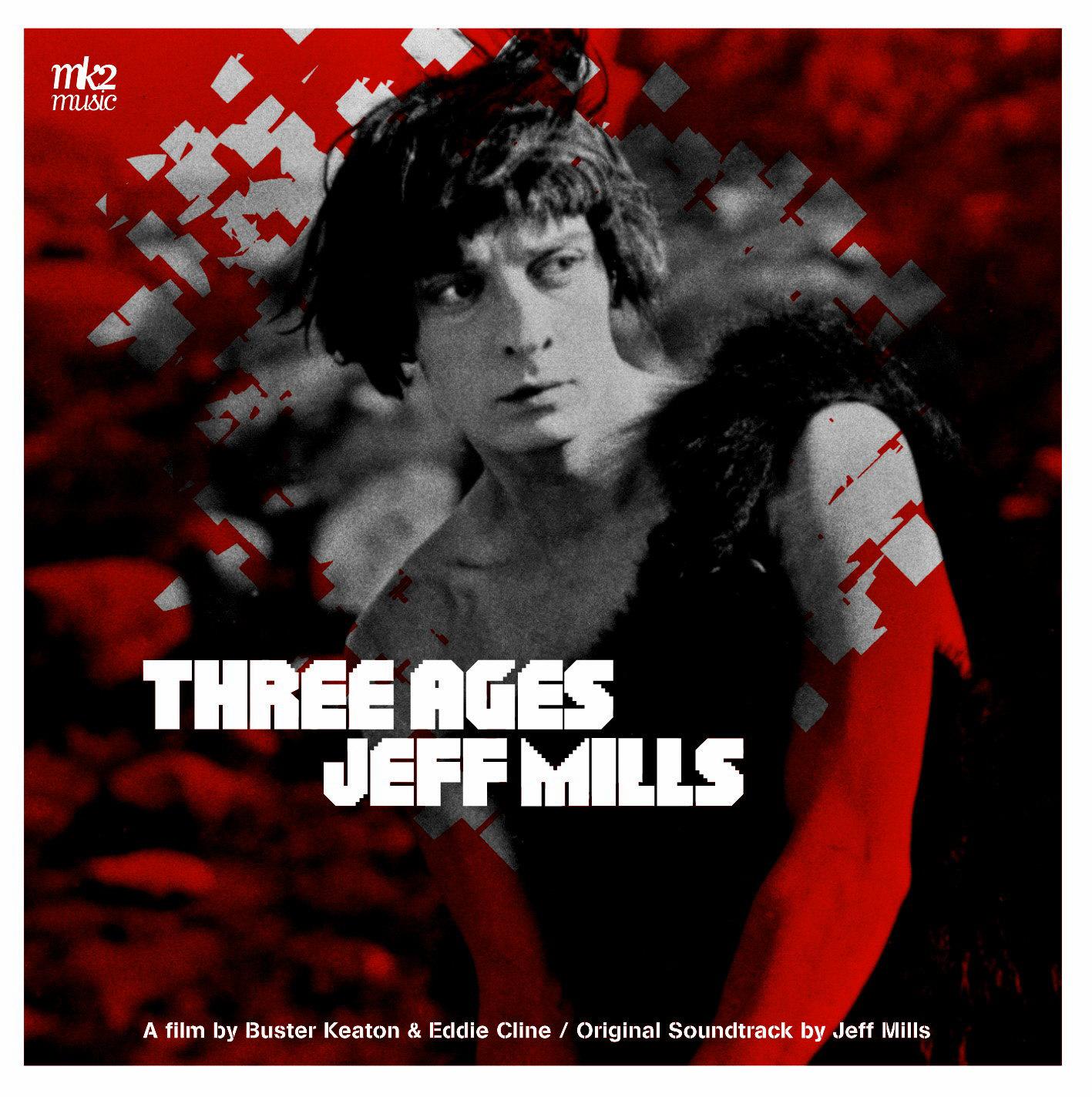 Jeff Mills - Three Ages - CD