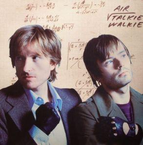 AIR - Talkie Walkie - Source Records