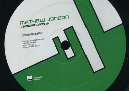 Mathew Jonson - Decompression EP - M_nus