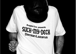 Various Artists - Bugged Out! Presents Suck My Deck by Damian Lazarus - Resist Music