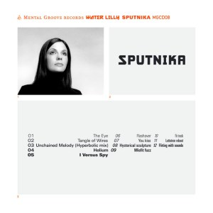 Water Lilly - Sputnika - Mental Groove Records
