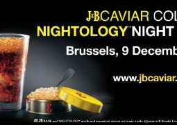 J&B Caviar - Nightology Night 01 @ Bruxelles le 9 décembre 2005