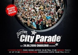 City Parade @ Charleroi le 24 juin 2006