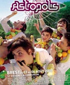 Festival Astropolis @ Brest du 03 au 06 août 2006 - 12e Edition, La Communion