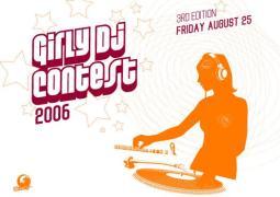 Girly DJ Contest 2006