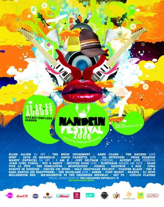 Nandrin Festival le 11, 12 et 13 août 2006