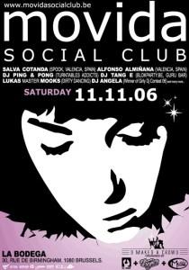 3 Makes A Crowd @ La Bodega 11 novembre 2006