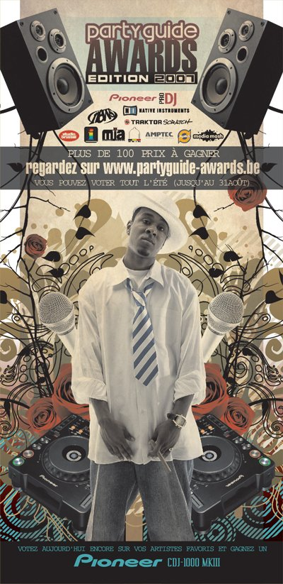 Partyguide Awards Edition 2007