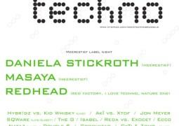 I Need Techno @ Marignan (Noûs) (Bruxelles) le 10 novembre 2007