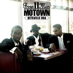 Boyz II Men - Motown A Journey Through Hitsville USA - Decca