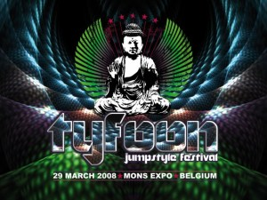 Tyfoon - Jumpstyle Festival @ Lotto Mons Expo le 29 mars 2008 (by Claude El Divino)