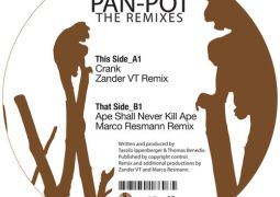 Pan-Pot - The Remixes - Mobilee