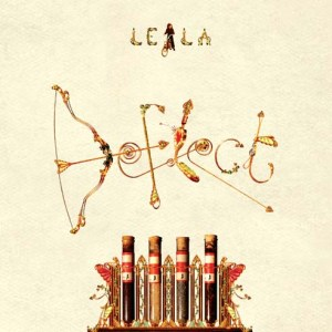 Leïla - Deflect EP - Warp Records