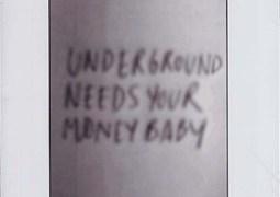 Scratch Massive - Underground Needs Your Money Baby - Modulor