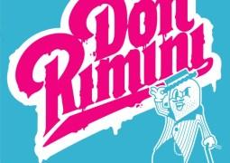 Don Rimini - Kick 'N Run EP - Mental Groove Records