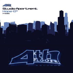 Studio Apartment - Hope EP - 4th Floor Records