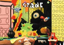 Infinite Livez vs Stade - Morgan Freeman's Psychedelic Semen - Big Dada Recordings