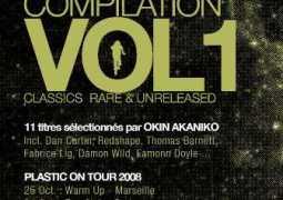 Plastic Vol. 1 – Classics, Rare & Unreleased