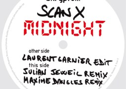 Scan X – Midnight EP [feat. Laurent Garnier]