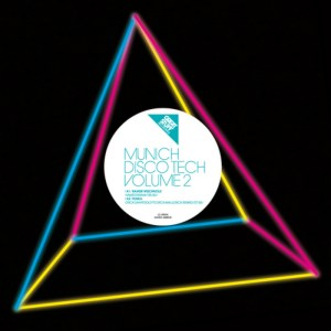 Various Artists - Munich Disco Tech Vol. 2 - Great Stuff Recordings