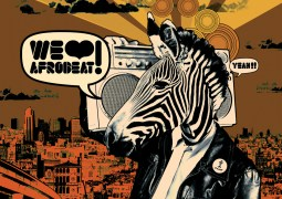 Various Artists - We Love Afrobeat! - Comet Records