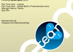 Introvert - Hero Tracks EP - Team Tomorrow