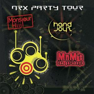 Various Artists - NRX Party Tour - Neuronexion