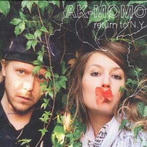 AK-Momo - Return to N.Y. - Peacefrog Records