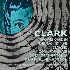 Clark - Growls Garden EP - Warp Records