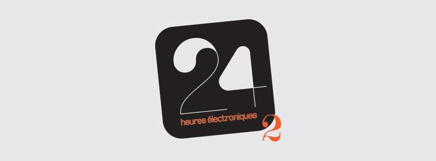 24 heures électroniques au club de la Rockhal le 11 juillet 2009
