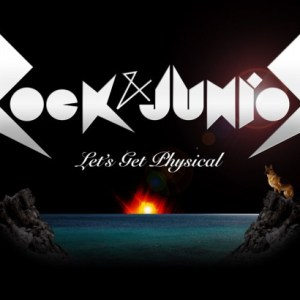 Rock & Junior - Let's Get Physical EP - Polydor