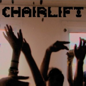 Chairlift - Bruises EP - Columbia