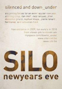 Le Silo vibrera ce 31 décembre avec down_under et Silenced