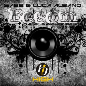 Sabb & Luca Albano - Besom - High Definition Records