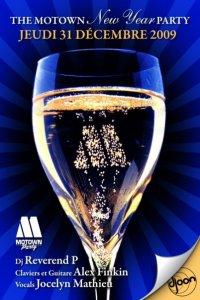 Un Nouvel An avec Diana Ross et Stevie Wonder... direction le Djoon
