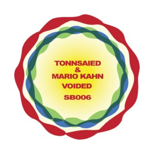 Tonnsaied & Mario Kahn - Voided EP - Sudbeat