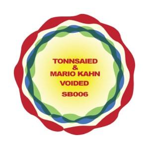 Tonnsaied & Mario Kahn - Voided EP - Sudbeat
