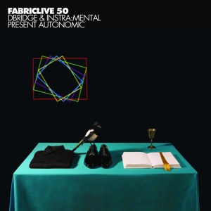 Various Artists - FabricLive.50 Autonomic (D-Bridge & Instra:Mental)