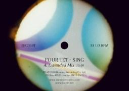 Four Tet – Sing EP