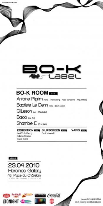 Le concept Bo-K Label est de retour le 23 avril à l'Heroines Gallery