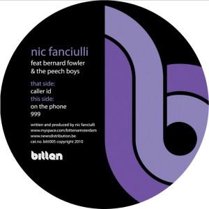 Nic Fanciulli - Caller ID [feat. Bernard Fowler & The Peech Boys] - Bitten