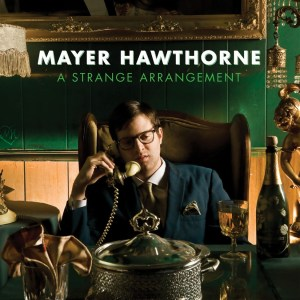 Mayer Hawthorne - A Strange Arrangement - Stones Throw Records