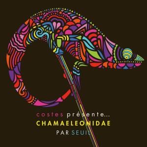 Seuil - Costes Présente... Chamaeleonidae Par Seuil - Pschent