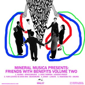 Various Artists - Friends With Benefits Vol. 2 - Mineral Musica